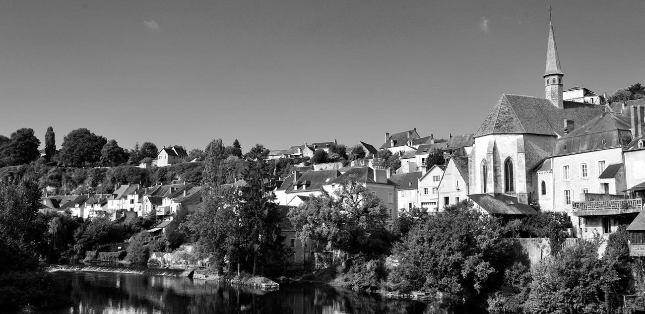 Argenton-sur-Creuse Indre 36