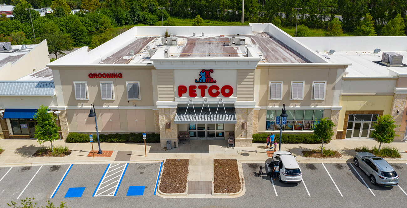 Petco : un changement de logo qui fait débat
